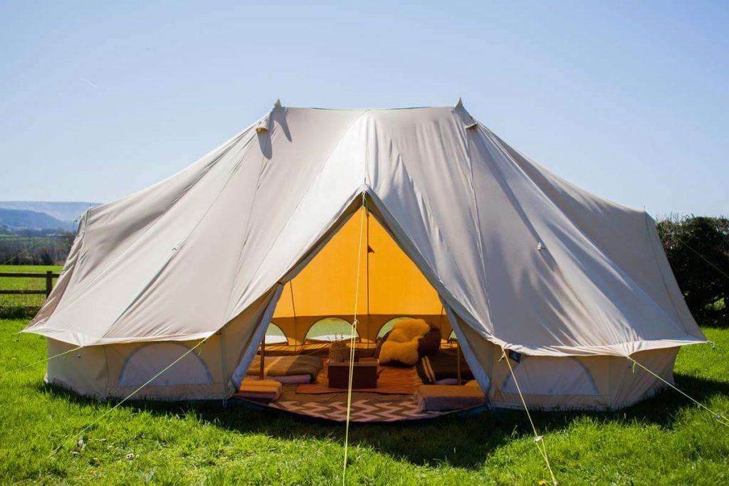 Why Choose Custom Tents?