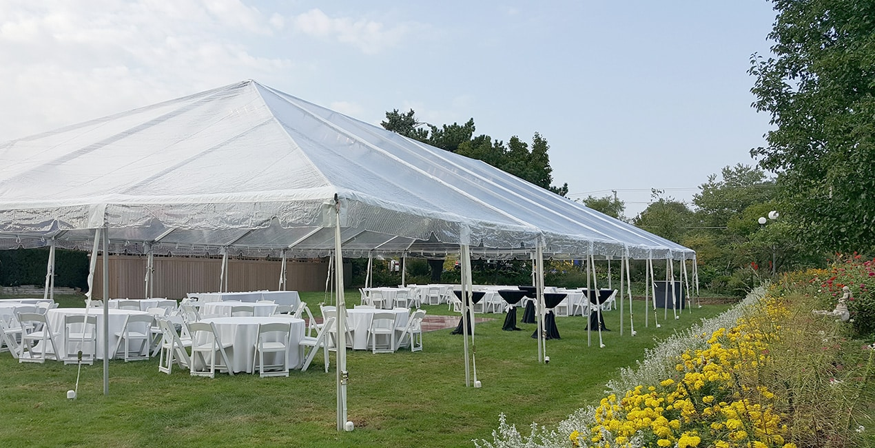 Why Choose Custom Tents?