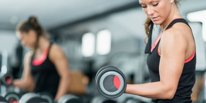 How to get more stamina in the gym?