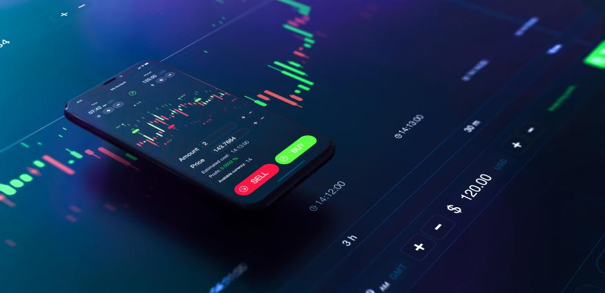 trades on the trading platforms
