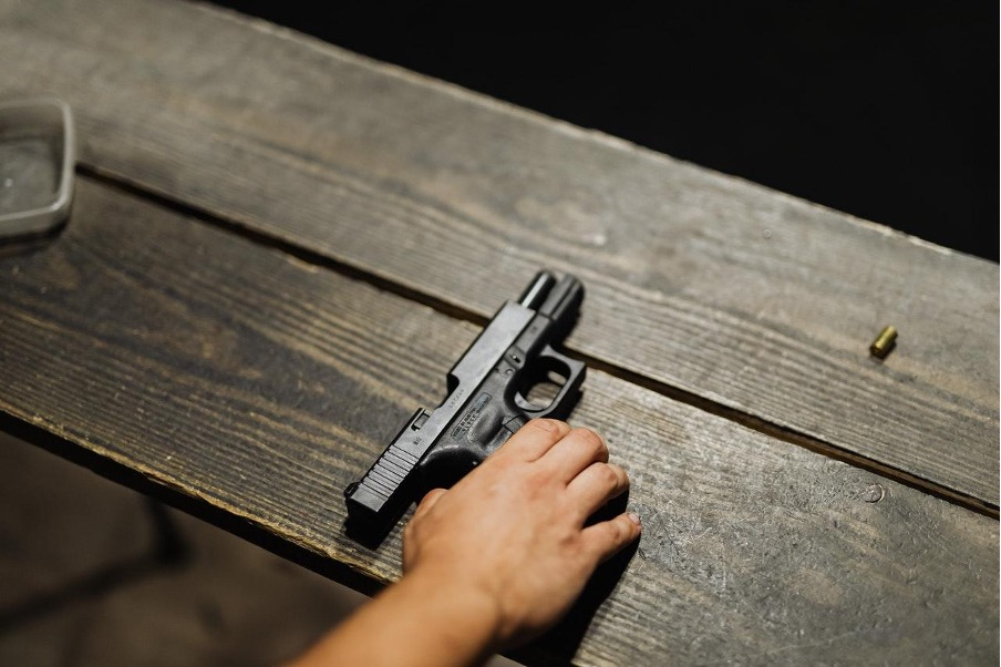 Crevoda Connected Gun Selling Site